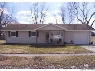 Single Family for sale in 108 Brogdon, Murrayville, IL, 62668