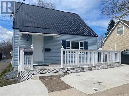 Single Family for sale in 53 Beaverbrook Avenue, Indiantown, New Brunswick