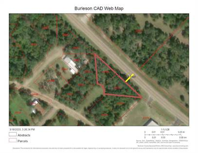 Lots And Land for sale in Walnut Street, Somerville, TX, 77879