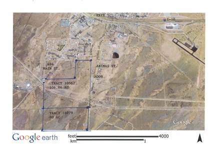 Lots And Land for sale in A009 ANIMAS Street, Lordsburg, NM, 88045
