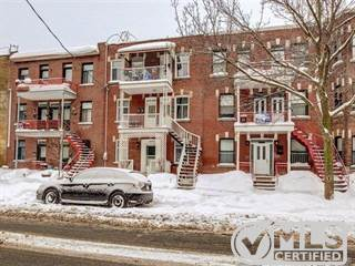 Multi-family Home for sale in 4836-4842 Av. Christophe-Colomb, Montreal, Quebec