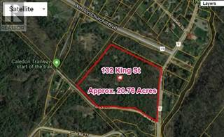 Land for sale in 132 KING ST, Caledon, Ontario, L7C1P2