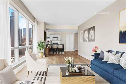 Residential Property for sale in 350 West 42nd Street 22F, Manhattan, NY, 10036