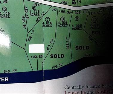 Lots And Land for sale in Lot #7 Riverbend Ridge, Scottsville, KY, 42164