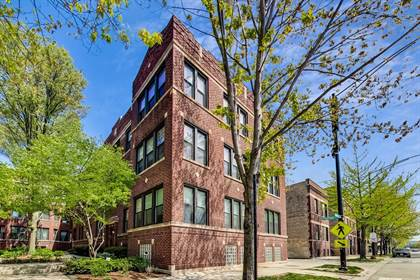 Residential Property for sale in 2104 West MONTROSE Avenue 2, Chicago, IL, 60625