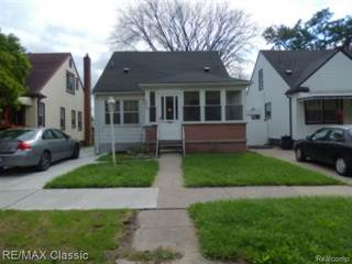 Single Family for sale in 1717 PAGEL Avenue, Lincoln Park, MI, 48146