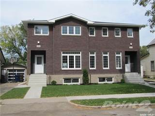 Duplex for sale in 314B 110th STREET W, Saskatoon, Saskatchewan