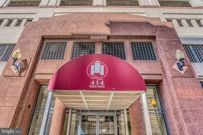 Residential Property for sale in 414 WATER STREET 2106, Baltimore City, MD, 21202