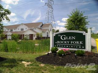 Apartment for rent in Glen at Rocky Fork - 2-BR TH (styles vary), Westerville, OH, 43081