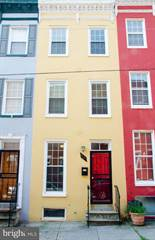Townhouse for rent in 1527 W FAIRMOUNT AVENUE, Baltimore City, MD, 21223