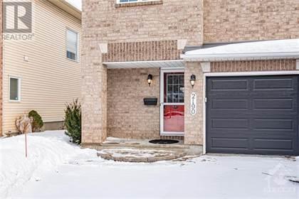 2190 LISKA STREET,    Orleans,OntarioK4A4J8 - honey homes