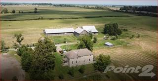 Farm And Agriculture for sale in 31361 Shackleton Line, Dutton - Dunwich, Ontario