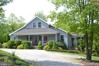 Single Family for sale in 394 WAMPUM LANE, Hedgesville, WV, 25427