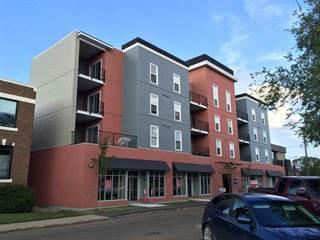 Single Family for sale in 10418 81 AV NW NW 405, Edmonton, Alberta, T6E1X5