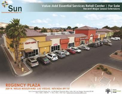 Retail Property for sale in 320 N. Nellis Boulevard, Las Vegas, NV, 89110
