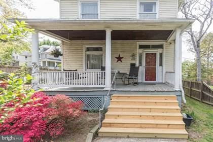 Residential Property for sale in 5200 TRAMORE RD, Baltimore City, MD, 21214