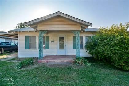 Residential for sale in 410 Miller Street, Abilene, TX, 79605