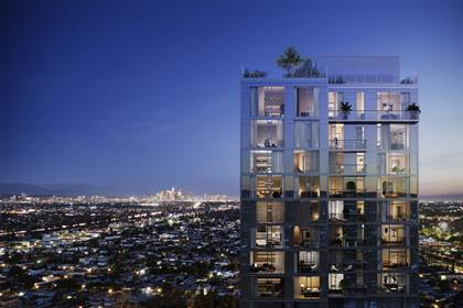 Apartment for rent in 3311 S La Cienega Blvd, Los Angeles, CA, 90016
