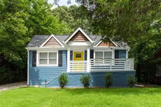 Single Family for sale in 136 Scott Street NW, Atlanta, GA, 30314