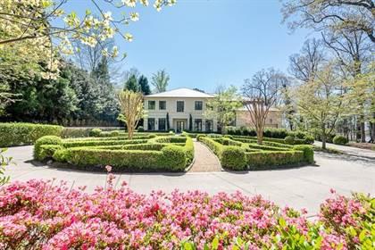 Residential Property for sale in 1500 W Wesley Road NW, Atlanta, GA, 30327