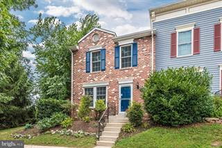 Townhouse for sale in 2240 PALACE GREEN TERRACE W, Frederick, MD, 21702