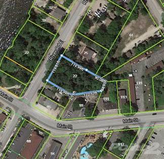 Lots And Land for sale in Lt 48-49 River Road E, Wasaga Beach, Ontario, L9Z 2L1