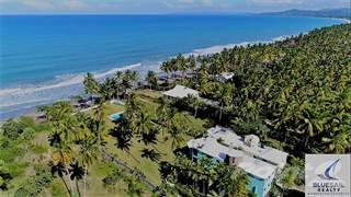 Residential Property for sale in 4K VIDEO TOUR! OCEANFRONT 4 BEDROOM VILLA + 2 BEDROOM GUEST VILLA! MUST SEE! Cabarete, Dominican, Cabarete, Puerto Plata