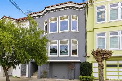 Residential Property for sale in 862 26th Avenue, San Francisco, CA, 94121