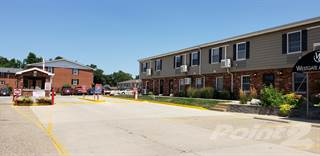 Apartment for rent in Westgate Apartments - Two Bedroom 1st Floor, Champaign, IL, 61821