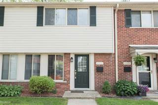 Townhouse for sale in 11372 Canal 109, Sterling Heights, MI, 48314