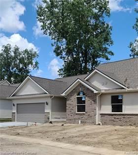 Residential for sale in 5405 SWAN Drive 25, Burton, MI, 48509