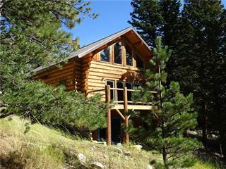 Single Family for sale in 5 FOREST TRAIL, Nye, MT, 59061