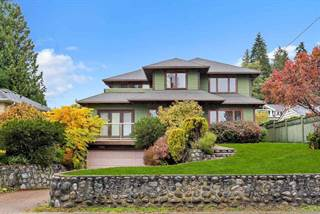 Single Family for sale in 1361 INGLEWOOD AVENUE, West Vancouver, British Columbia, V7T1Y8