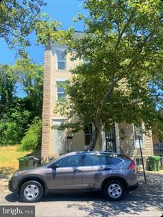 Residential for sale in 1928 HOLLINS STREET, Baltimore City, MD, 21223