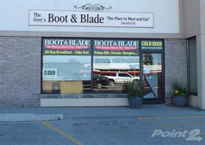 Comm/Ind for sale in 1135 2nd Ave E, Owen Sound, Ontario