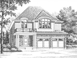 Single Family for sale in Lot 10 -  231 FOREST CREEK Drive, Kitchener, Ontario, N2R0B5