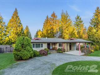 Single Family for sale in 785 Canyon Crescent Road, Qualicum Beach, British Columbia