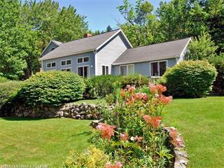 Single Family for sale in 33 Peabody DR, Northeast Harbor, ME, 04662