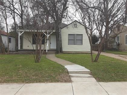 Residential Property for sale in 3317 James Avenue, Fort Worth, TX, 76110