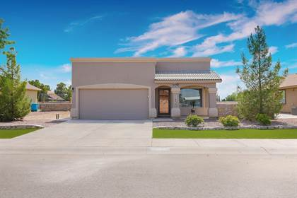 Residential Property for sale in 11430 Flor Veronica Drive, Socorro, TX, 79927