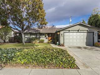 Single Family for sale in 871 W Latimer AVE, Campbell, CA, 95008