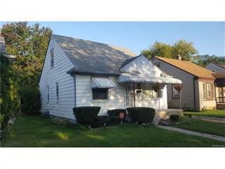 Single Family for sale in 7540 LONGACRE Street, Detroit, MI, 48228