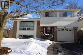 Single Family for sale in 50 LOCKTON CRES, Brampton, Ontario, L6W1C3