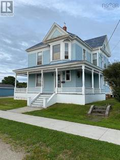 Single Family for sale in 33 William Street, Yarmouth, Nova Scotia, B5A1Y2