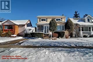 Single Family for sale in 1168 GLIDDEN, Windsor, Ontario, N8S2P3