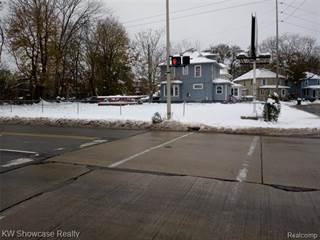 Land for sale in 00 West Howard Street, Pontiac, MI, 48342