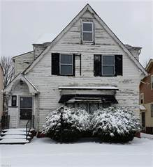 Single Family for sale in 13806 Glendale Ave, Cleveland, OH, 44105