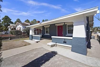 Residential Property for sale in 3827 Cambridge Avenue, El Paso, TX, 79903