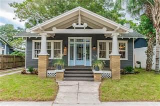 Single Family for sale in 109 E WOODLAWN AVENUE, Tampa, FL, 33603