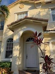 Townhouse for rent in 8449 SW 25th Ct  #106, Miramar, FL, 33025